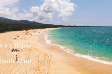 Big Beach, Makena, Hawaii