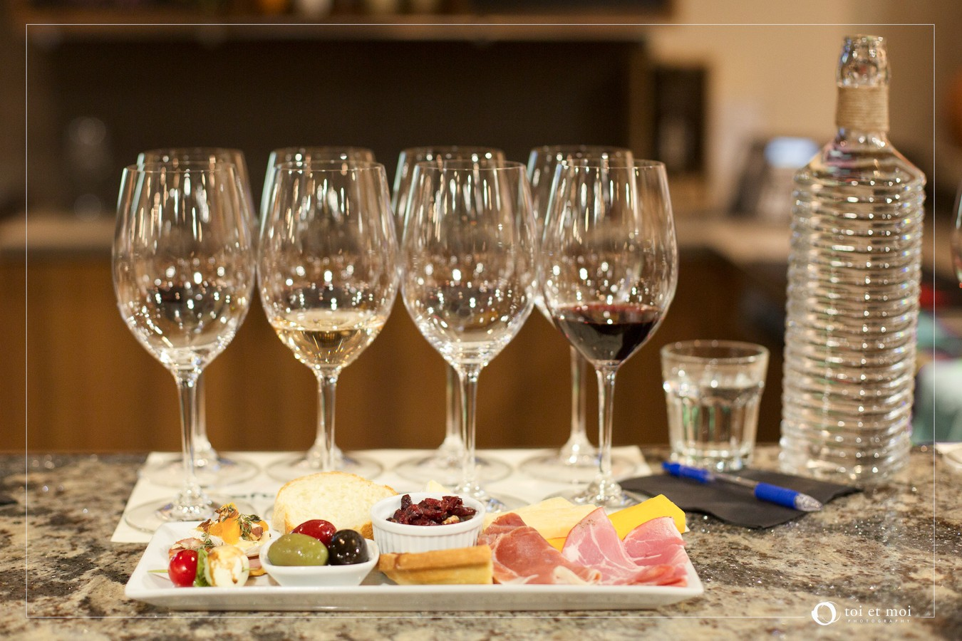 Wine Pairings | Calgary Food Photographer