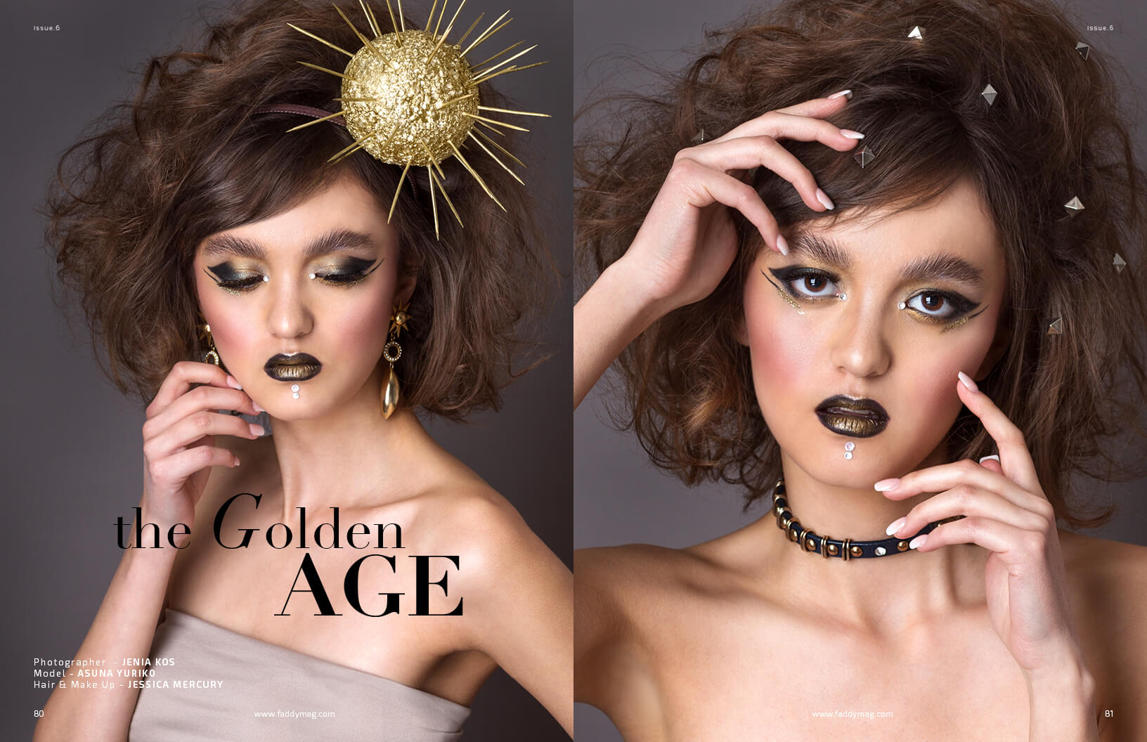 FADDY Editorial The Golden Age