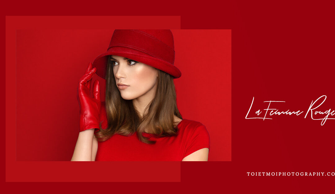 LA FEMME ROUGE | FASHION DEVELOPMENT SHOOT